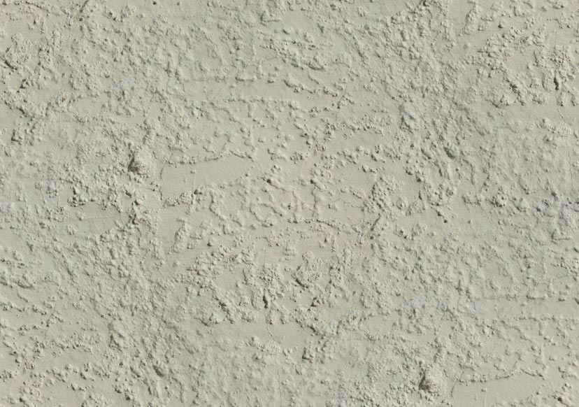 Finish coats for Mission stucco